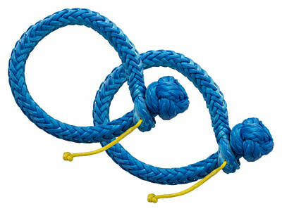 Soft Shackle 11mm 4x4 Recovery Synthetic Rope 5830Kg - DA7336