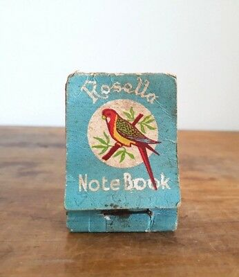 Rosella Tomato Sauce miniature note book,  Not Rosella Tomato Sauce money box