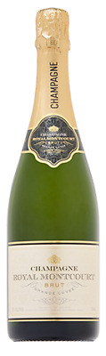 Royal Montcourt Grande Cuvee Brut NV 750mL ea - Sparkling Wine - Origin France