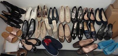 Job Lot JOBLOT Wholesale Mixed Womens Shoes RESELL CARBOOT MARKET TRADER 005