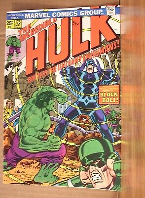 The Incredible HULK 175 (Marvel Comics Group)