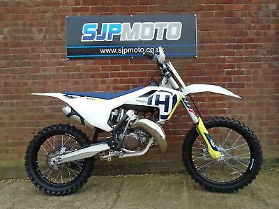 Husqvarna TC 125 2018 Covered 21 Hours Piston Just Replaced NOW SOLD