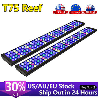 "Marine Led Aquarium Light 72"" 60"" Led Reef Light Fish Tank Lights for Aquarium"