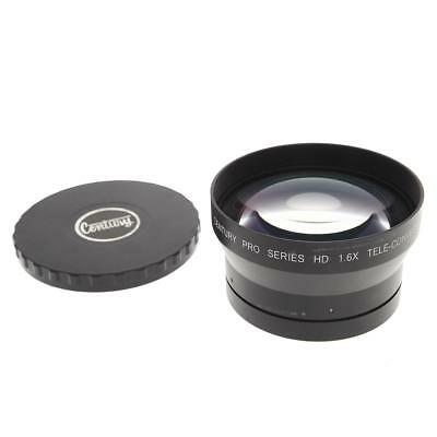 Century Optics 1.6x HD Telephoto Conversion Lens for Panasonic AG-HPX170/HMC150
