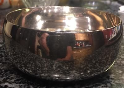 Vintage French Christofle Silver Bowl