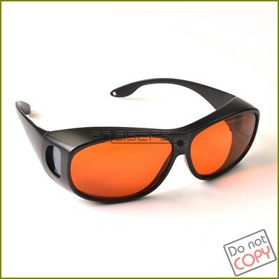 T3S7 For 190-450/&800-1100nm IR Infrared Laser Protective Goggles Safety Glasses