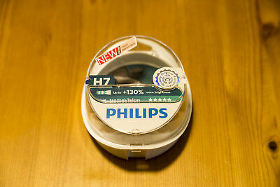 philips H7 x-treme vision 130 NEW