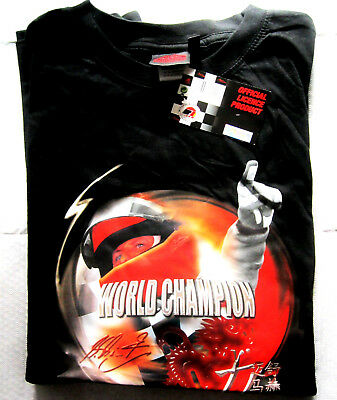 Michael Schumacher Collection -T-Shirt -World Champion-Officical Licence Product