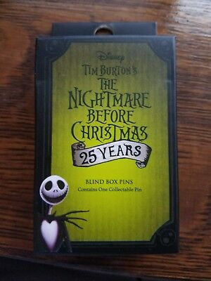 Nightmare Before Christmas Pin Blind Box