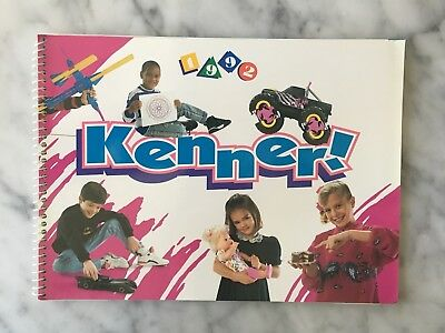 1992 Kenner Toy Catalog