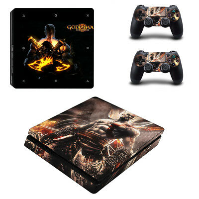 God of War 4 decal for PS4 Slim PlayStation 4 Console skin sticker decal-design