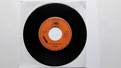 """7"""" The Byrds - mr. tambourine man / I knew I'd want you (ohne Cover)"""