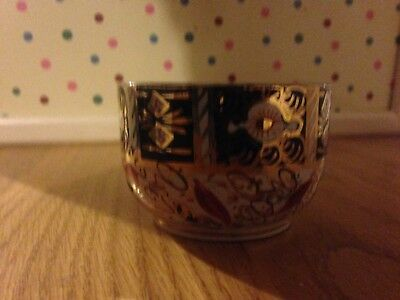Antique Tea Bowl Imari Pattern 1629