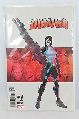 Marvel Comics DOMINO David Baldeon Cover Variant Issue 001 1