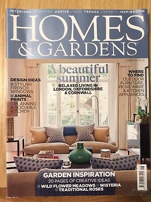 Homes and Gardens October 2010