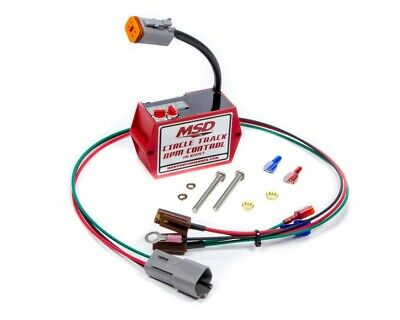 Circle Track MSD Soft Touch Hei Distributor Rev Limiter IMCA USMTS Modified