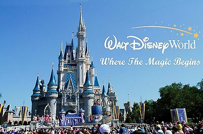 2 Magic Kingdom 1-Day Tickets Only $57 EA Disney World *TIMESHARE TOUR REQUIRED.