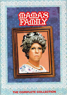 Mama's Family: The Complete Series Collection Box Set FREE EXPEDITED SHIPPING