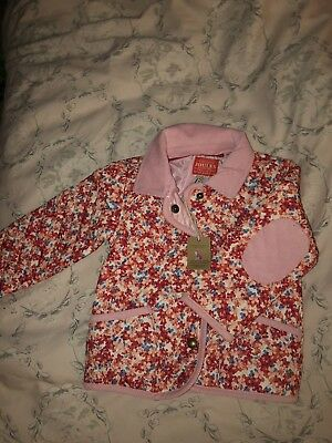 Joules Girls Jacket 18 To 24 Months