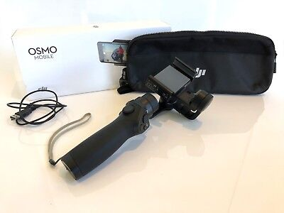 DJI Osmo Mobile Smartphone Gimbal - As New - for iPhone, Android