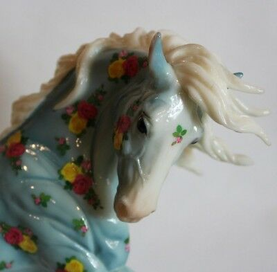 Breyer Esprit Mold #711142 Breyerfest Prince Of Chintz Only 1100 Made
