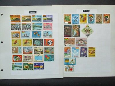 ESTATE: Ghana Collection on Pages - Must Have!! (6357)