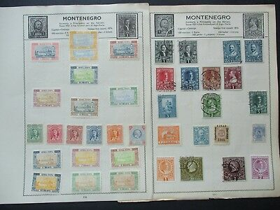 ESTATE: Montenegro Collection on pages - must have! (6102)