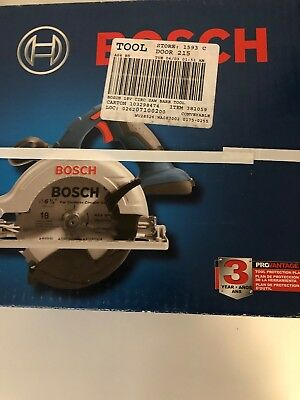 "*NEW* Bosch 18v Cordless 6-1/2"" Circular Saw - CCS180B"