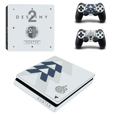 Faceplates, Decals & Stickers Sony Ps4 Stickers Destiny Decals Console & Controllers Skin Tn-469