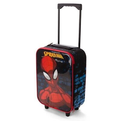 Spiderman Marvel Trolley Suitcase