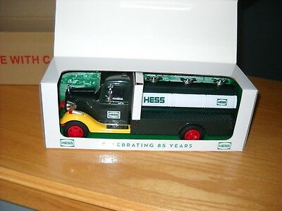 2018 Collector's Edition Hess Truck 85th Anniversary Limited Edition Sold Out