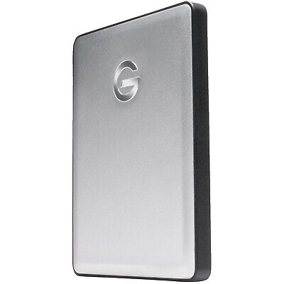 G-TECHNOLOGY G - DRIVE™ mobile, 1 TB HDD, 2.5 Zoll, extern