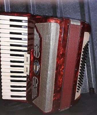 Accordion Pigliacampo 80 Bass Made In Italy