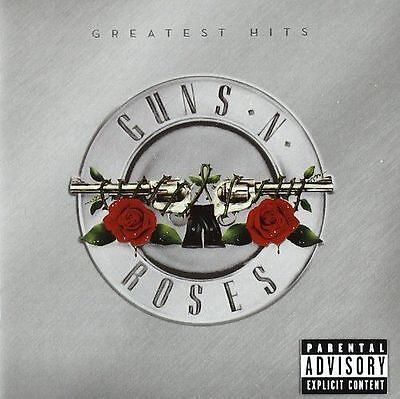 Guns N' Roses Greatest Hits Very Best Of  NEW CD ALBUM Guns and Roses GIFT IDEA