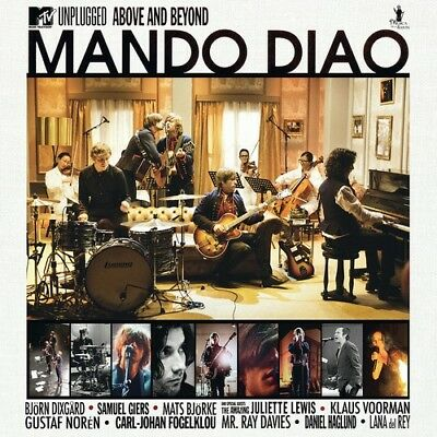 Mando Diao - Mtv Unplugged-Above and Beyond (2 CD Jewel Case) ZUSTAND SEHR GUT