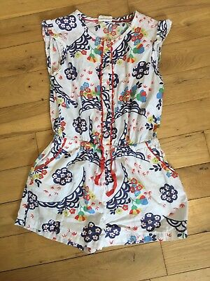 Mini Boden Girls Playsuit Age 7-8 Years