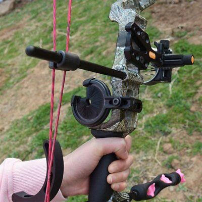 Archery Drop Away  Arrow Compound Bow Left Hand Rest Right Brush New