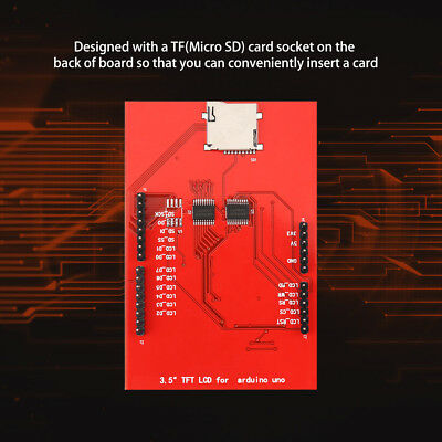 """3.5"""" inch TFT LCD Touch Screen Display Module 480X320 for Arduino Mega 2560 HQ"""