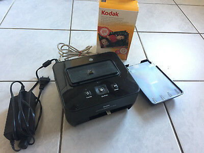 Kodak Easy Share G610 Printer Dock mit Fotopapier