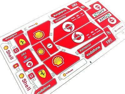 Lego 9493 Custom Replacement Sticker Sheet Pre Cut