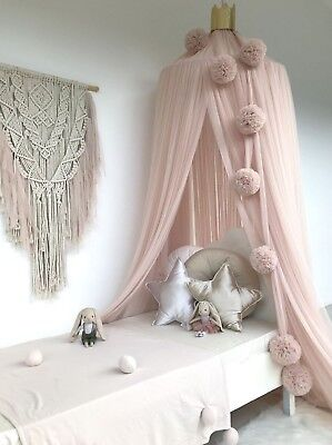 Kids Bed Canopy/Original Spinkie Baby Dreamy Canopy/Champagne/High Quality/SOFT