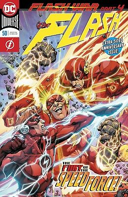 The Flash #50 - Dc Universe - 1St Print - Bagged & Boarded. Free Uk P+P