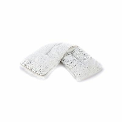 Warmies Grey Marshmallow Fluffy Microwaveable Soothing Neck Warmer Cushion Gift