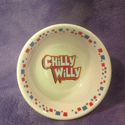 Chilly Willy Cartoon Penguin Walter Lanz Productions/Universal Studio Small Bowl