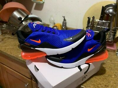 Nike Air Max 270 Racer Blue Hyper Crimson AH8050 401 Men