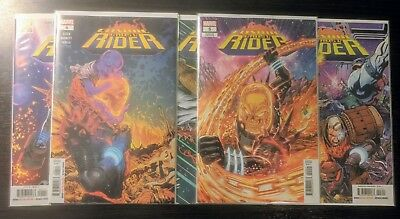 Cosmic Ghost Rider #1-5 lot, Donny Cates, Marvel, NO DIGITAL CODES