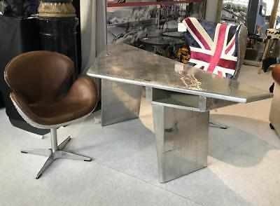 Aviator Wing Tip Desk - Plane / Aeroplane Furniture - 2 Metres Wide - Aviation
