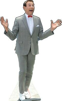 "CHUBBY CHECKER-LET/'S DO THE TWIST LIFE SIZE 71/"" Tall CARDBOARD CUTOUT Standee"