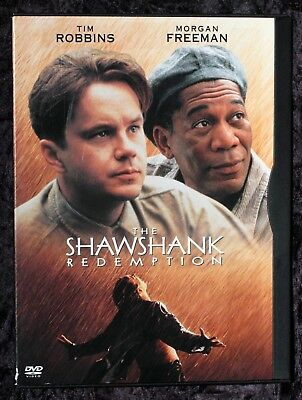 The Shawshank Redemption  &  The Kingdom  ~ DVDs  Like New