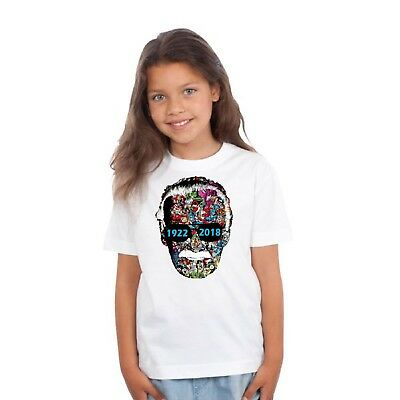 T-shirt ENFANT FILLE STAN LEE